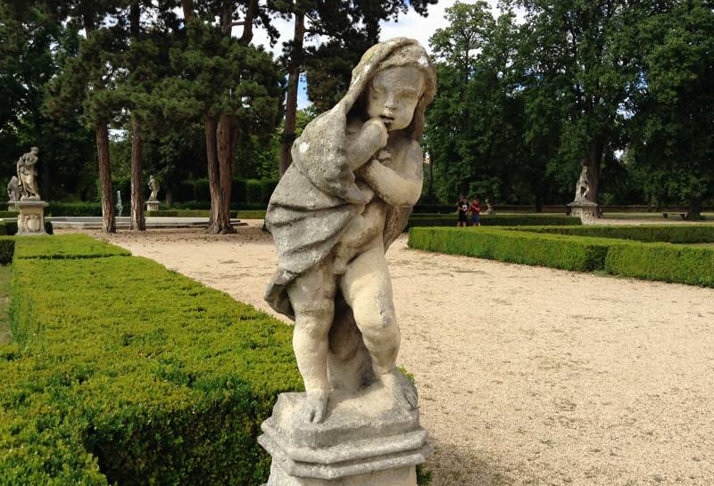 putto III.