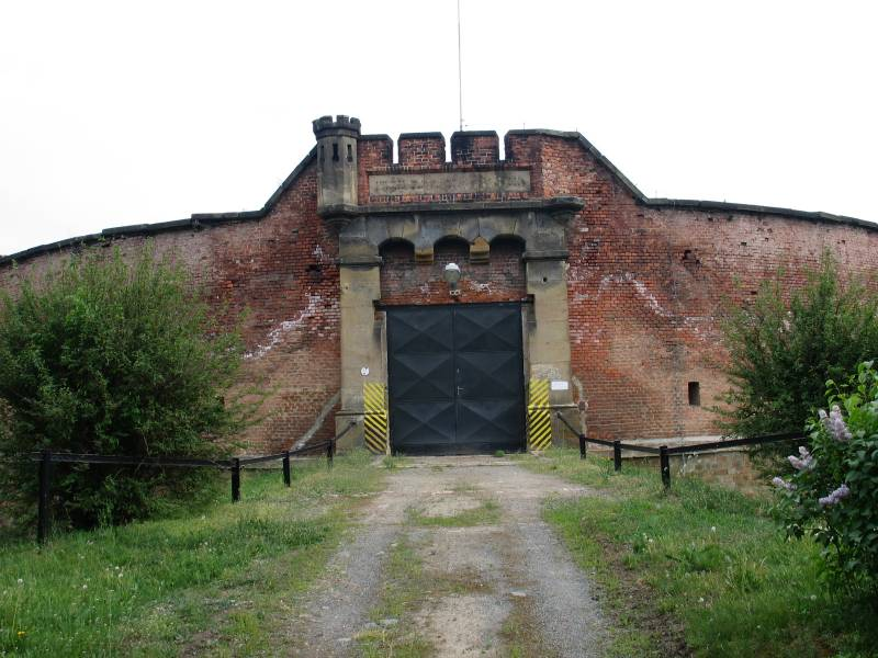 fort II Chválkovice